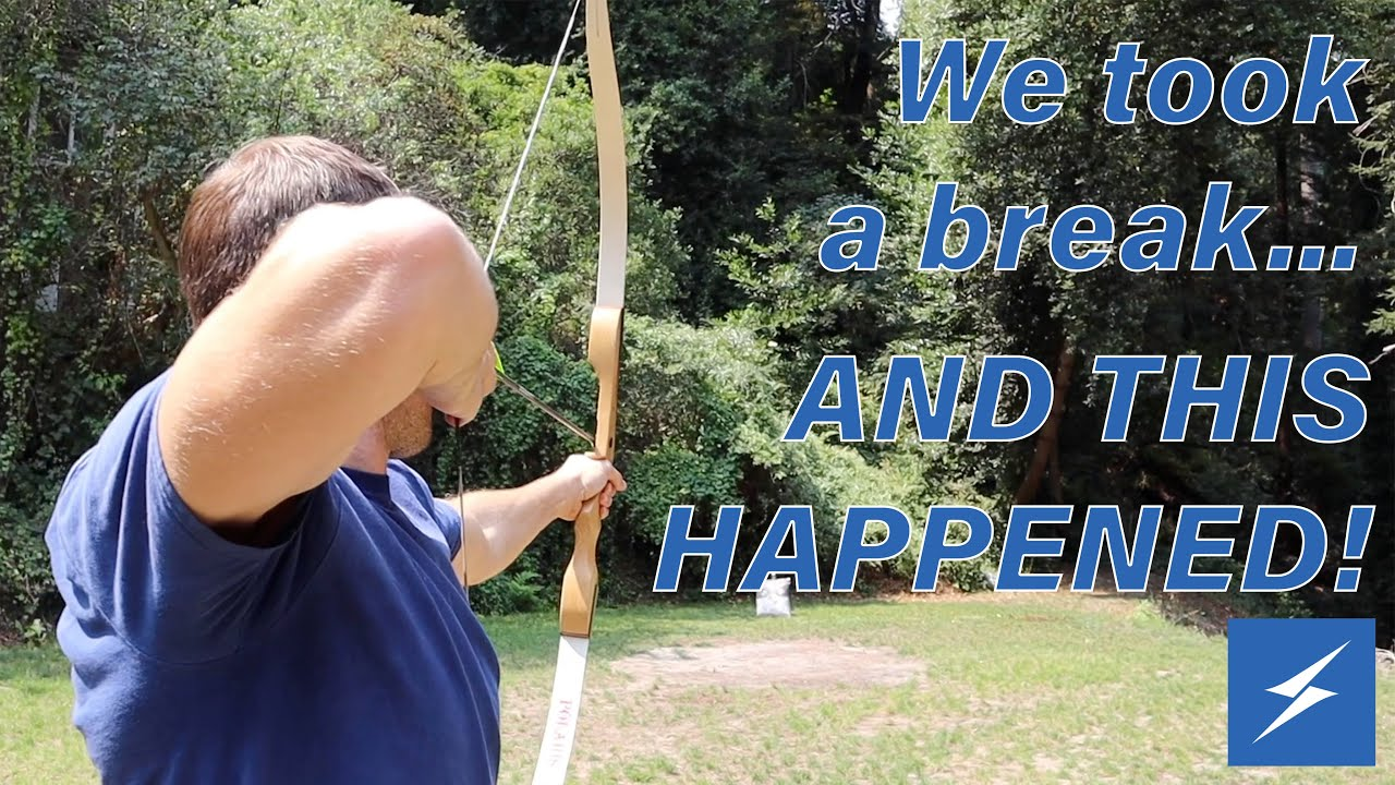 Employee Bonding (feat. a bow and arrow)- NEW VIDEO!