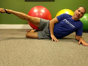 Hip and Core Strengthening for Runners