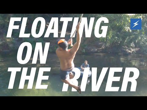 New Video! Shamma Boys Floating on the River