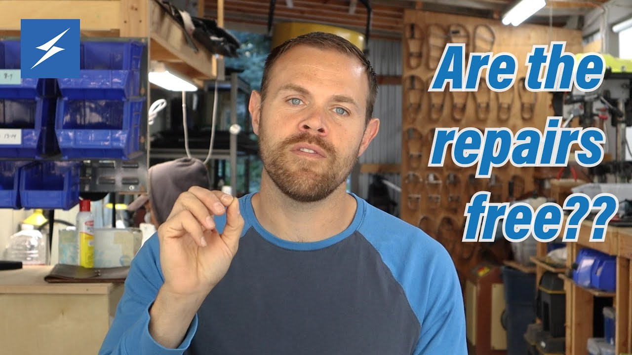 New Mailbag! Are Repairs Free? Find Out!