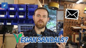 New Mailbag! Find Out About Vegan Sandals, Repairs, and more!