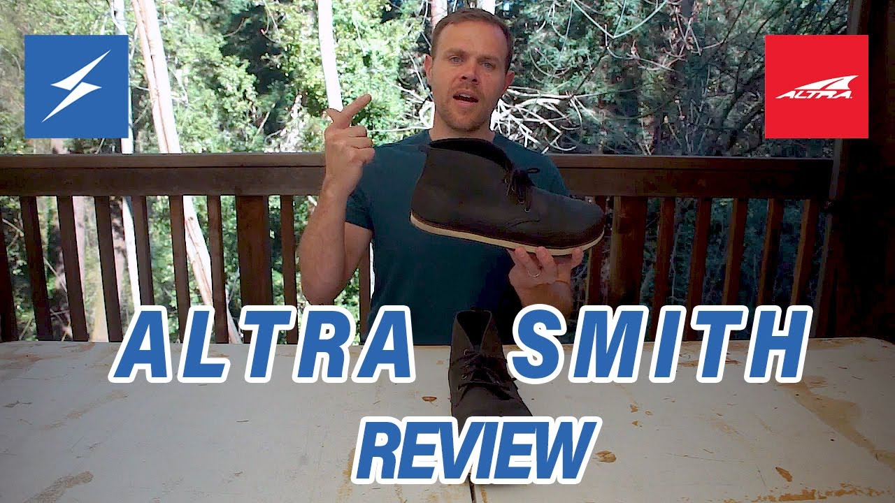 New Video! Altra Smith Boots Review!
