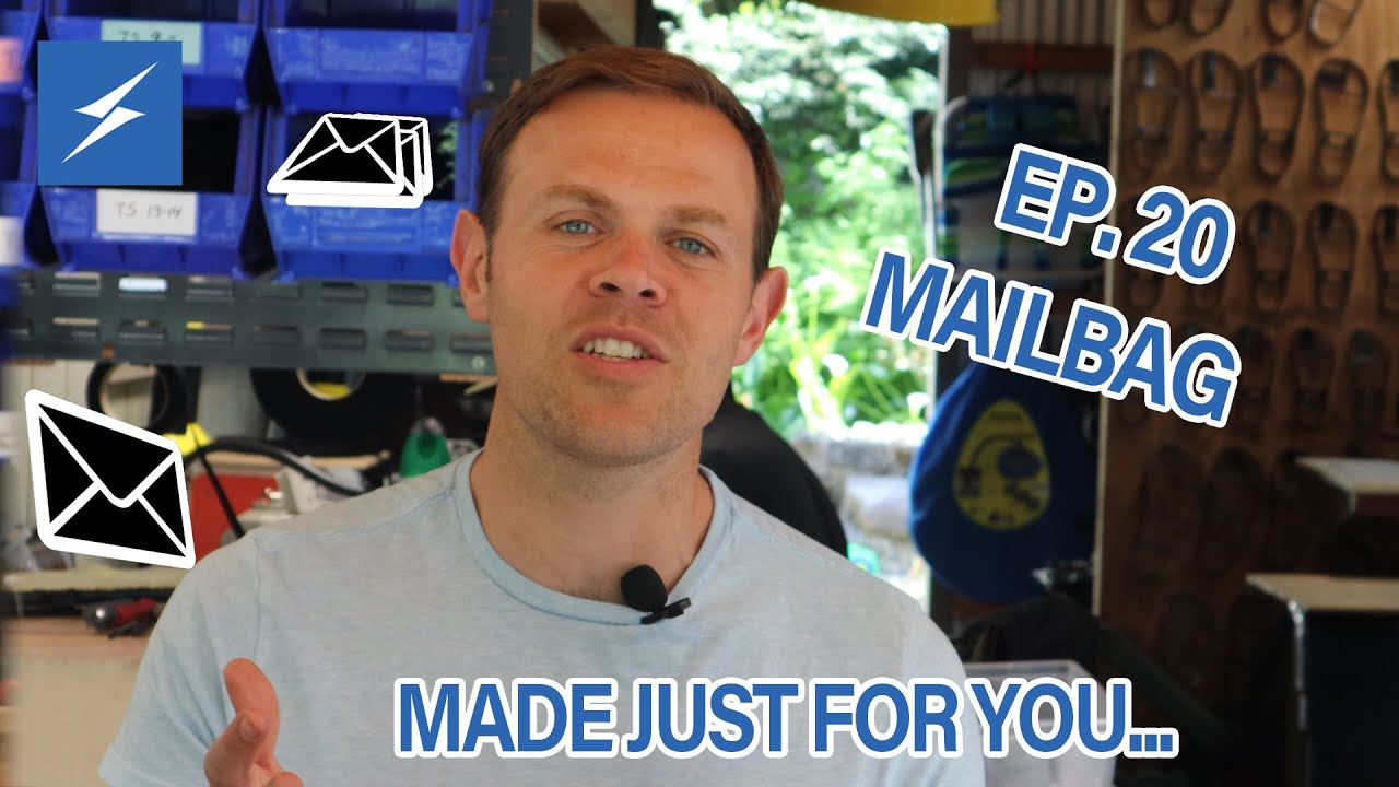 New Mailbag! Sandals Made Just for You?