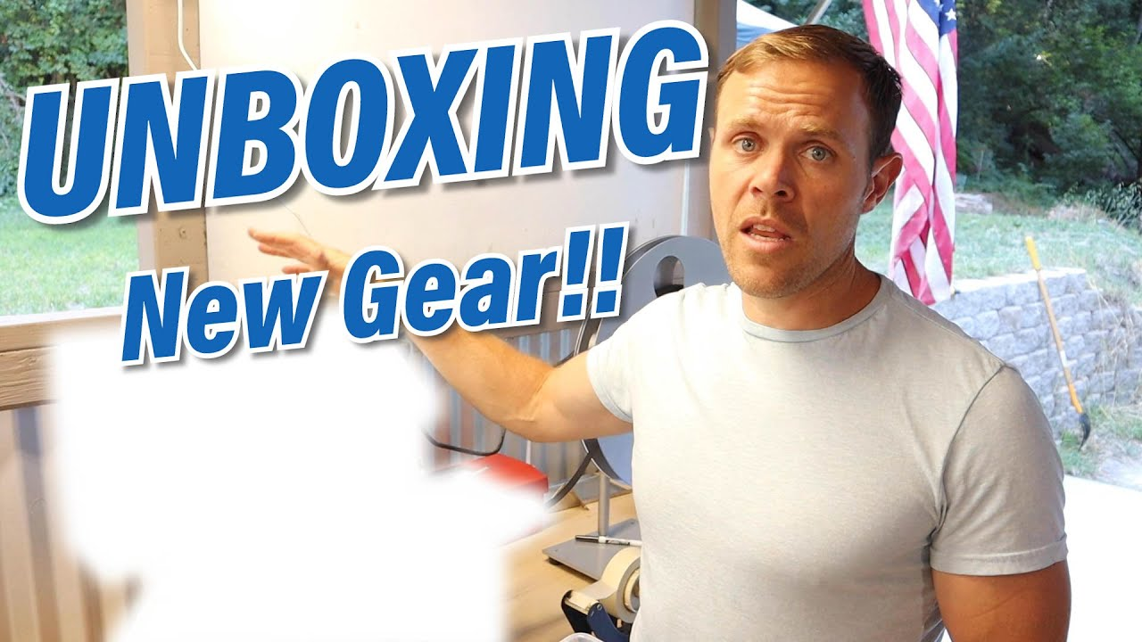 Checkout this Video- Unboxing New Cutter!