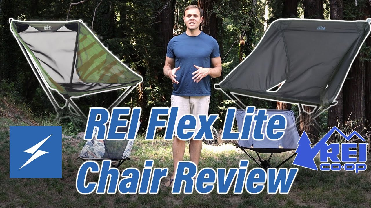 New Video! REI Flexlite Camp Chair Review