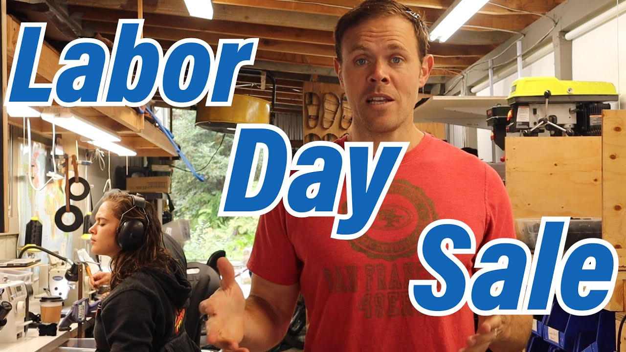 Labor Day Week Sale!