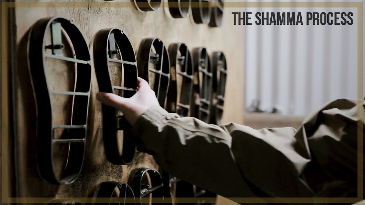 Checkout the Shamma Process!