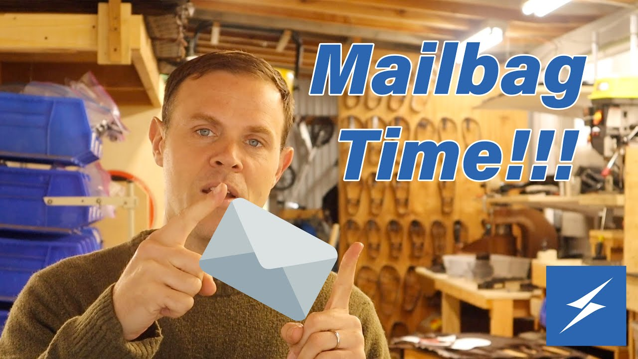New Mailbag! Are the Maximus Right for YOU? Leather Sale Ends Sunday!