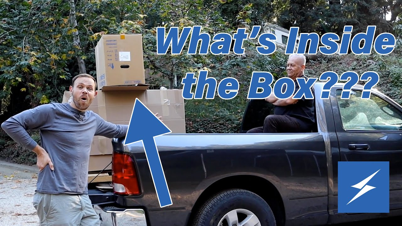 What's Inside the Box? New Video!