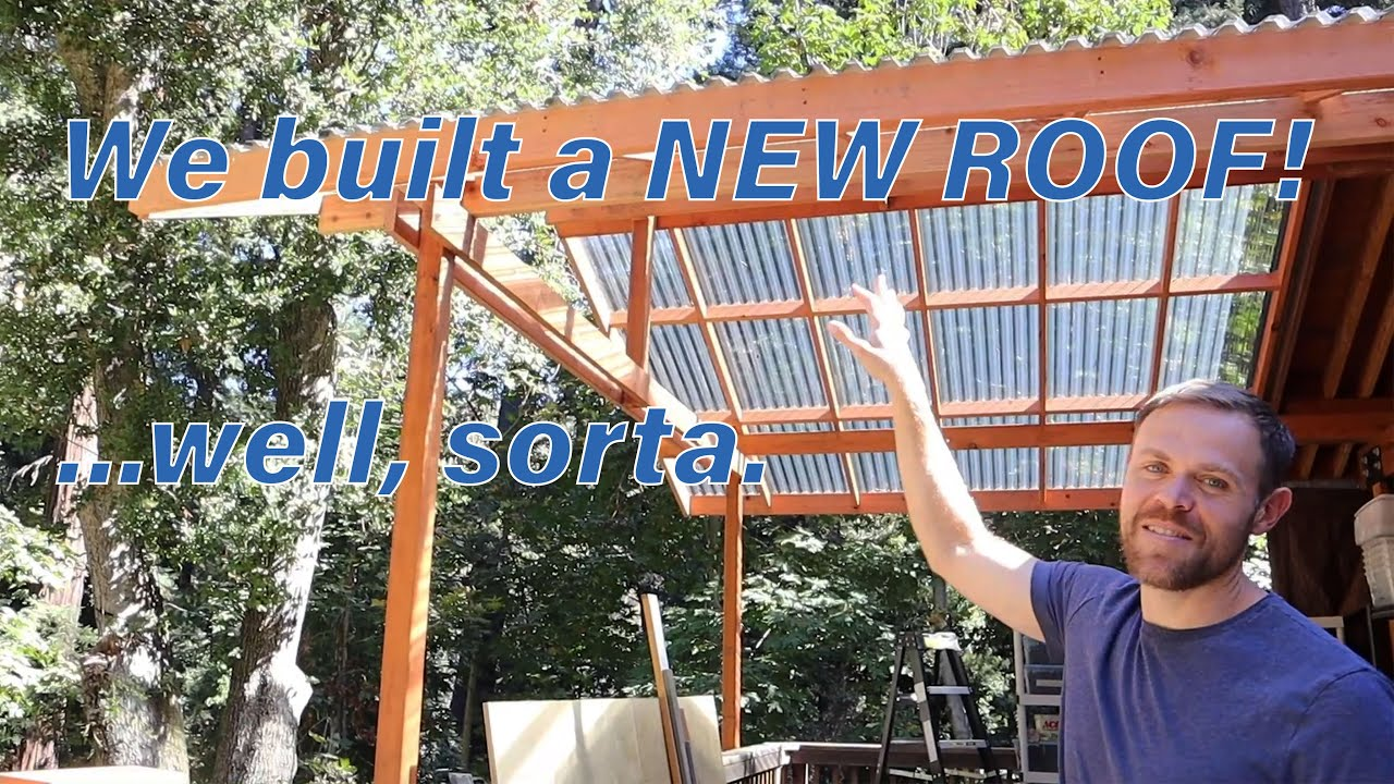 Raising the Roof- New Video!