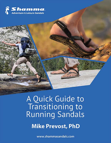 Quick Guide to Running Sandals by Mike Prevost
