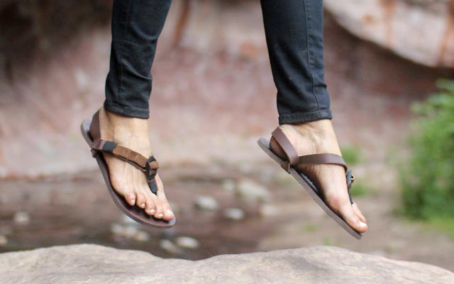 Light as air, lightweight and durable Shamma Warriors sandals