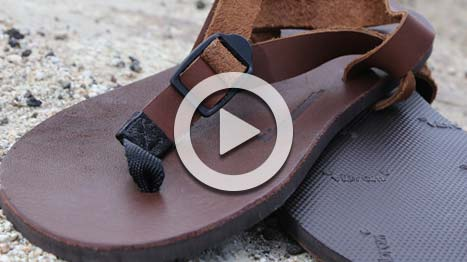 How to Lace Classics with Leather Lacing Video