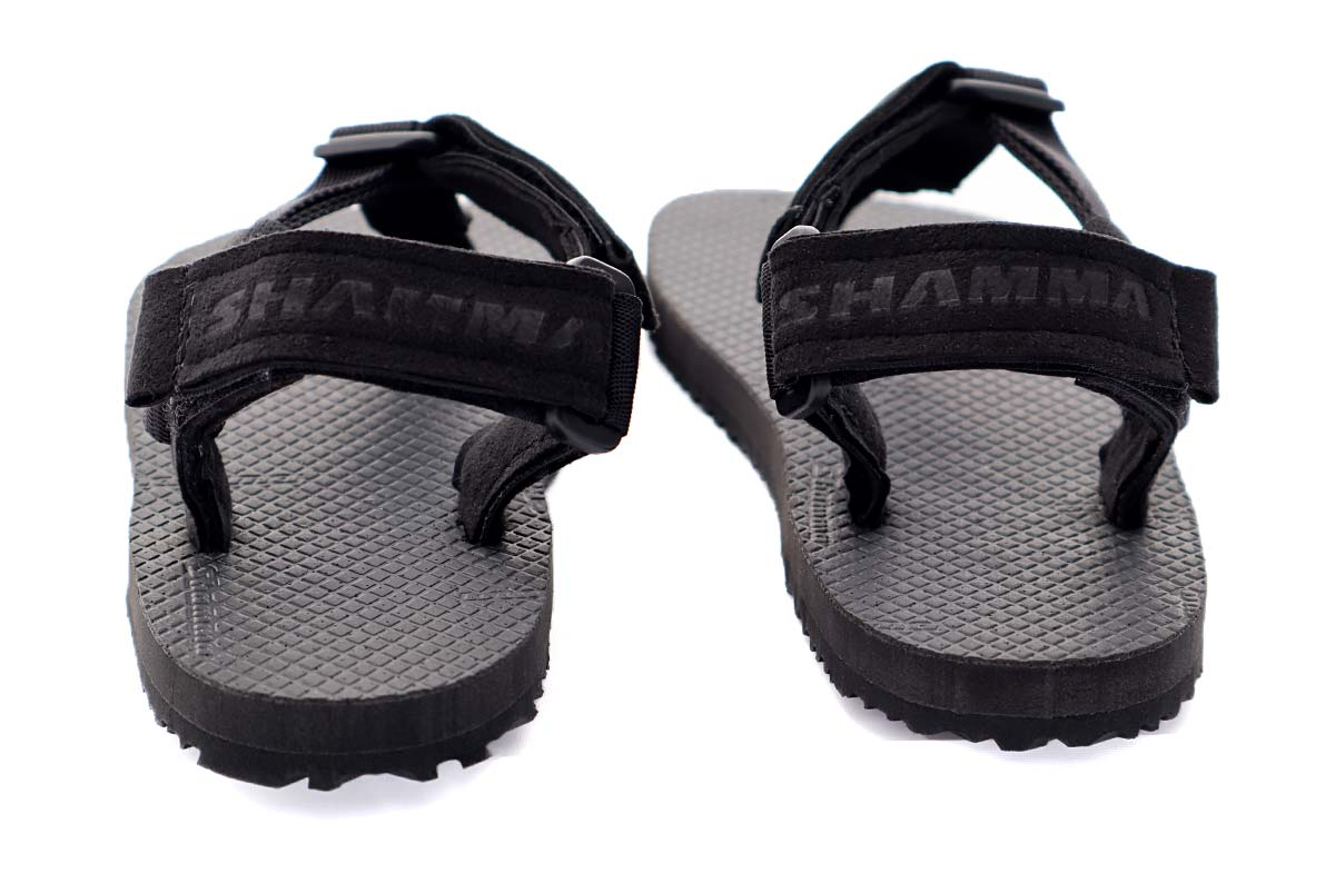 Shamma Little MGs sandals back view