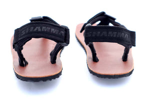 Shamma Little Warriors LE sandals back view