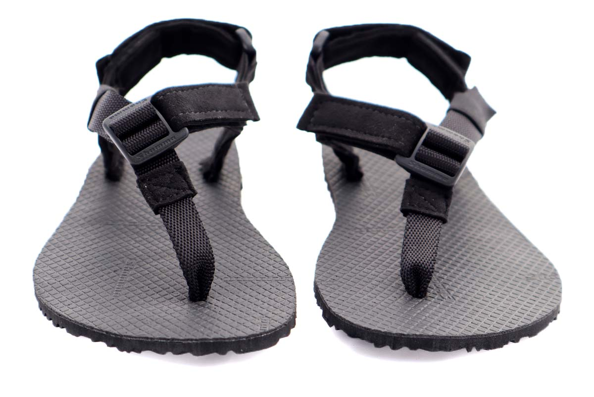 Shamma Little Warriors sandals front view