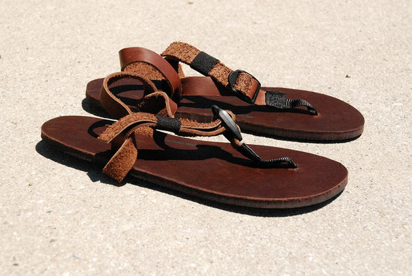 Shamma Sandals All Browns main product image