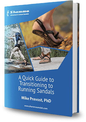 Free Barefoot Running Guide