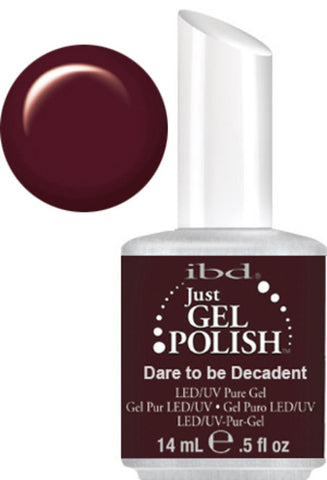 Dare to be decadent - IBD Just Gel