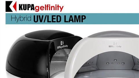 KUPA UV/LED HYBIRD LAMP BLACK & WHITE
