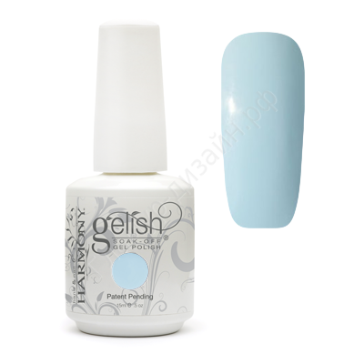 My one blue love - Gelish