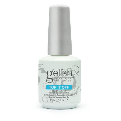 Gelish Top coat out of stock