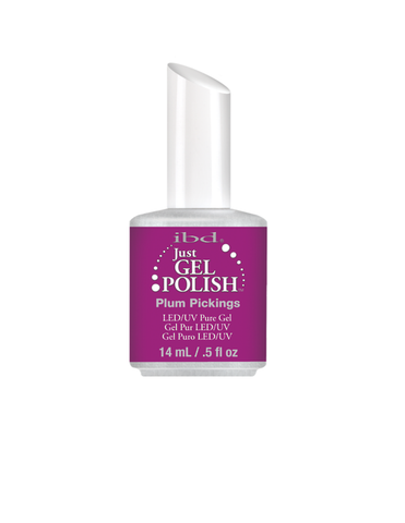 Plum pickings - IBD Just Gel