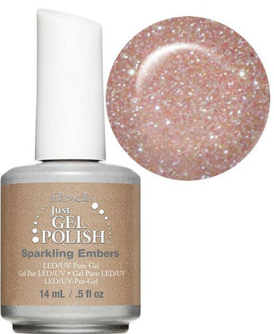 Sparkling embers - IBD Just Gel