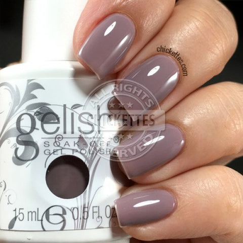 Gelish I orchid you not