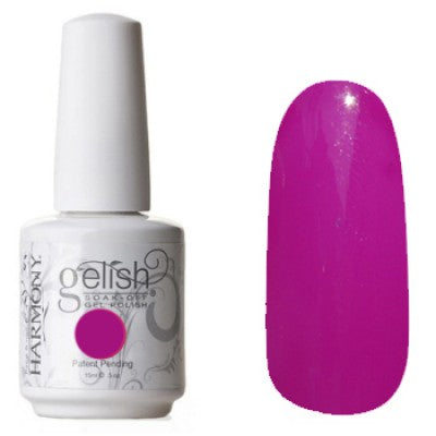 Gelish Tahiti hottie