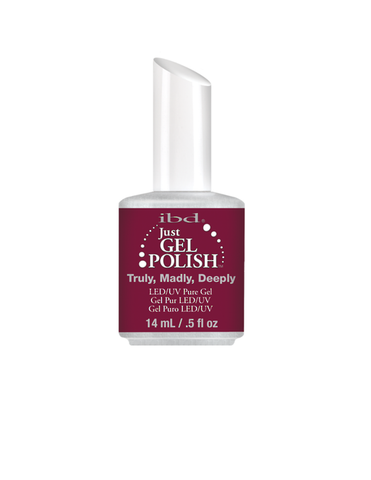 Truly, madly, deeply - IBD Just Gel