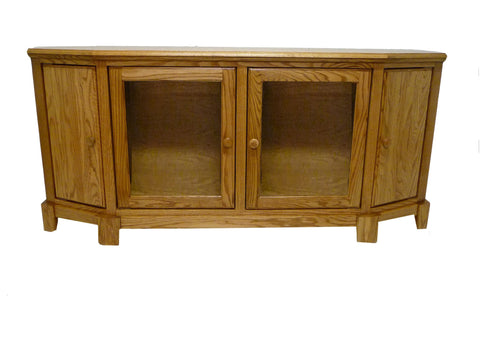 Forest Designs Shaker TV Stand: 66W x 30H x 21D