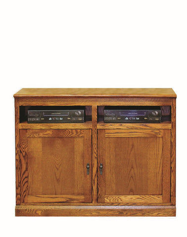 Forest Designs Mission TV Stand: 48W x 36H x 18D