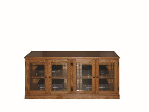 Forest Designs Traditional TV Stand: 60W x 28H x 18D
