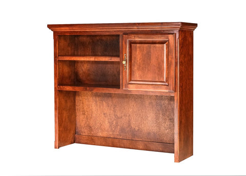 Forest Designs Traditional Alder Hutch for 1020/1026: 48w x 42H x 13D