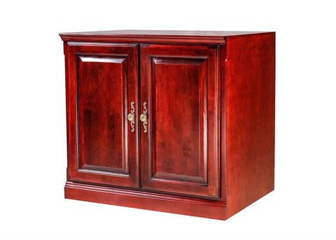 Forest Designs Traditional Alder Storage Unit: 32W x 30H x 24D