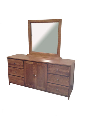 Forest Designs 72w Urban Dresser & Mirror