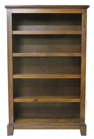 Forest Designs Shaker Bookcase: 30W x 13D Choose Your Height
