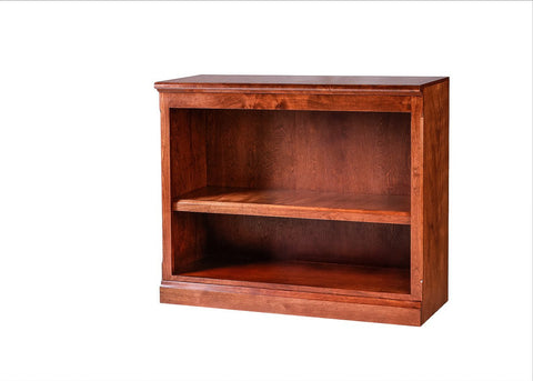 Forest Designs Mission Alder Bookcase