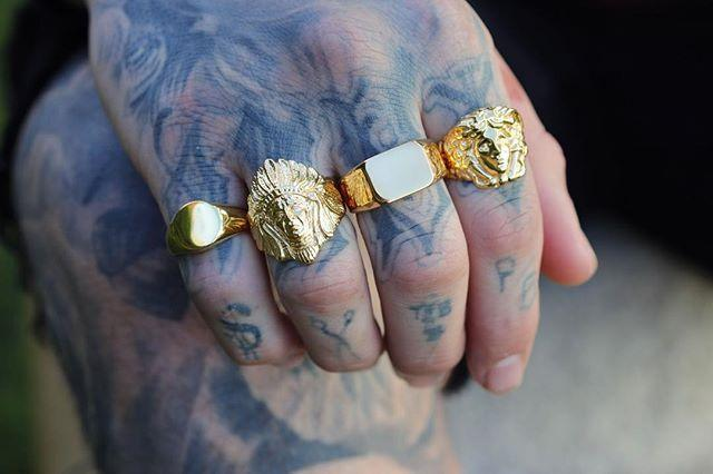Kick ass today, guys 🤜 Massive ring restock at the site