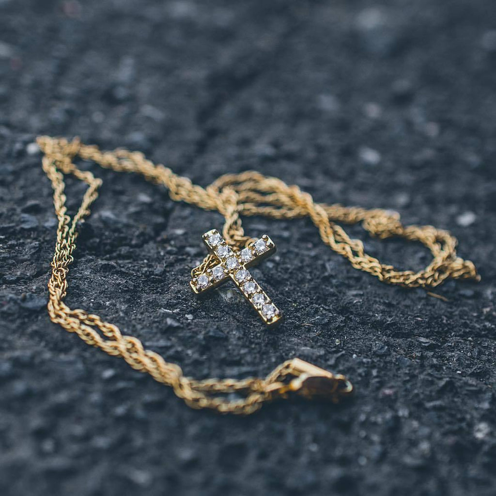 Mister Crucis Necklace