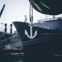 Load image into Gallery viewer, Mister Anchor Necklace