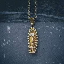 Load image into Gallery viewer, Mister Guadalupe Necklace
