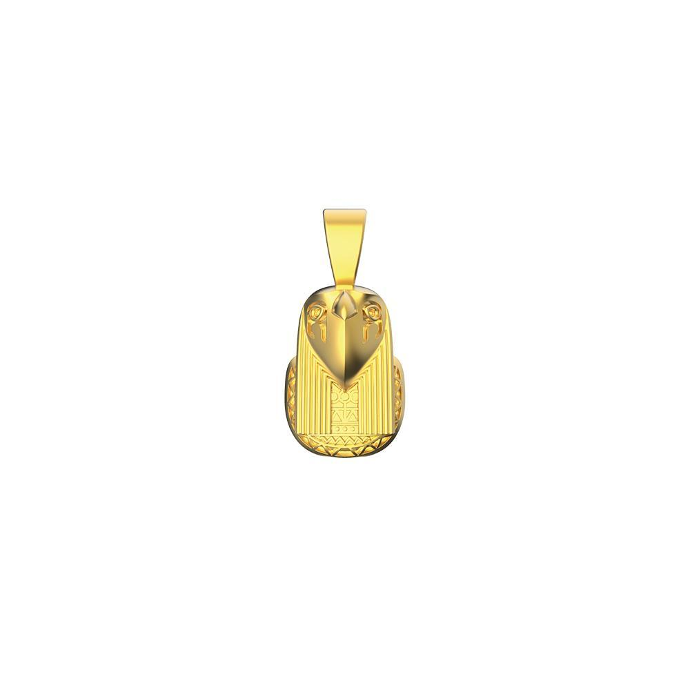Mister Mini Heiro Pendant - 14Kt - Mister SFC - Fashion Jewelry - Fashion Accessories