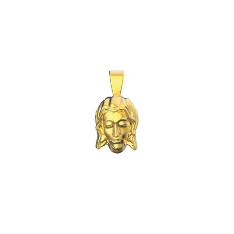 Mister Mini Mary Pendant - 14Kt - Mister SFC - Fashion Jewelry - Fashion Accessories