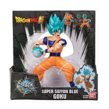 Load image into Gallery viewer, Dragon Ball Super™ Attack Action Super Saiyan Blue Goku - 7""