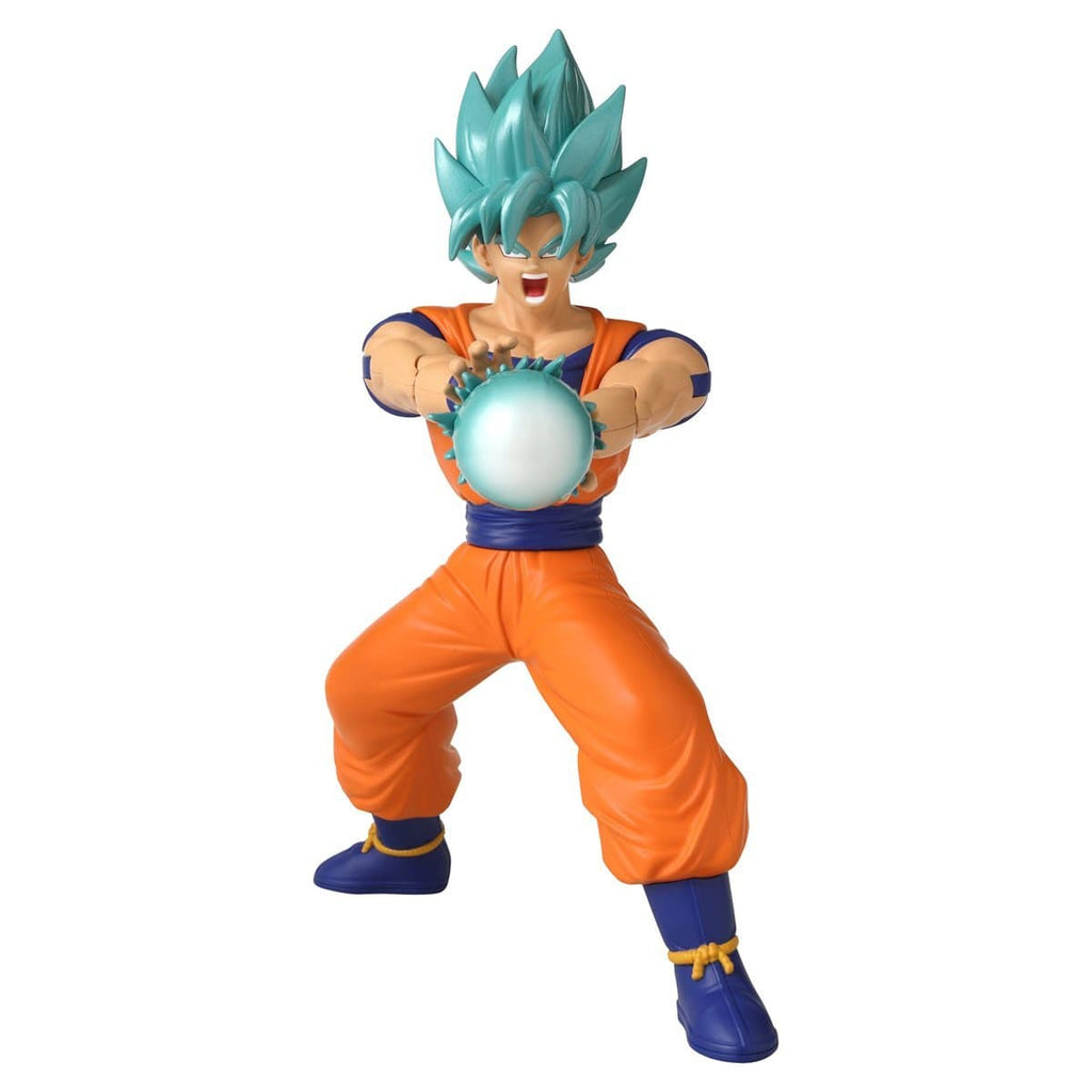 Dragon Ball Super™ Attack Action Super Saiyan Blue Goku - 7""
