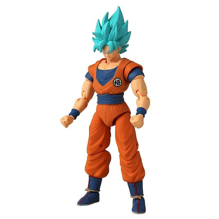 Dragon Ball Super™ Saiyan Blue Goku V2 - 6½""