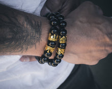 Load image into Gallery viewer, Mister King Bead Bracelet