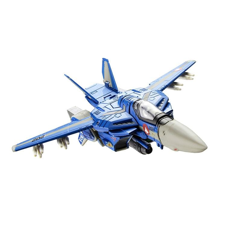 Robotech™ Macross Saga: Retro Transformable 1/100 VF-1J Max Jenius Valkyrie - 6""